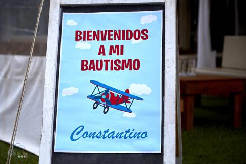 Bautismo Constantino