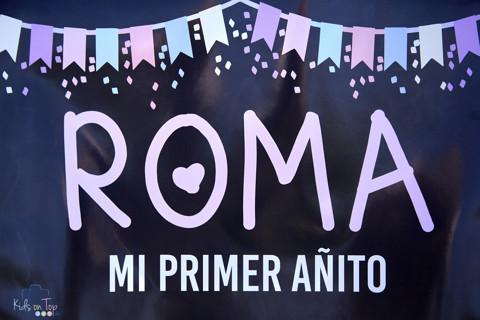 Roma Mi Primer Cumple
